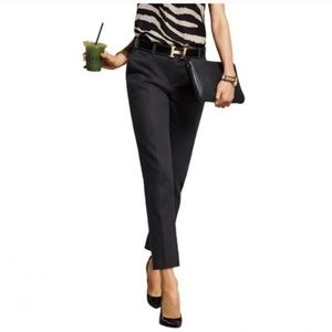 CAbi Go To Trouser Black Ankle Pants Style #5078